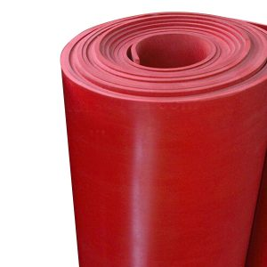 Red Rubber Sheets