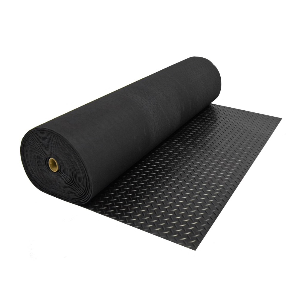 Rubber Floor Matting