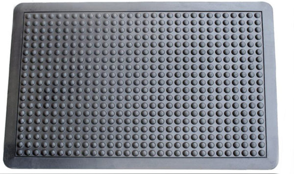 Rubber Mat With Bumps
