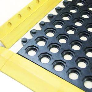 Rubber Floor Mat Connector